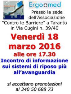 contro barriere