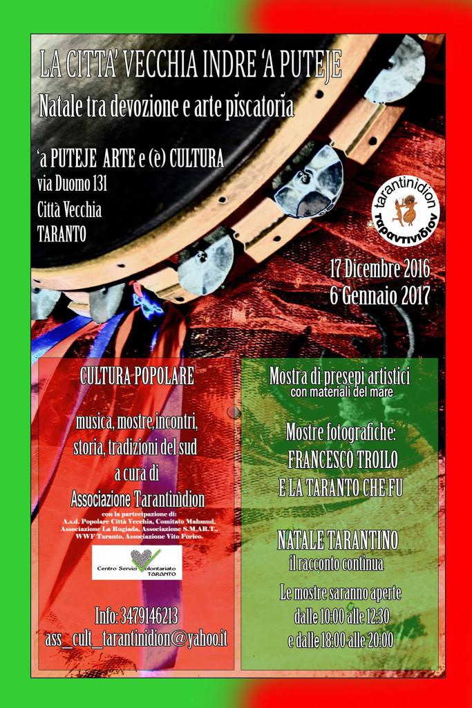 Locandina DEF _ La Città Vecchia indre 'a Puteje_IV edizione