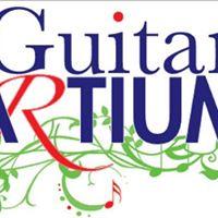 logo guitar artium